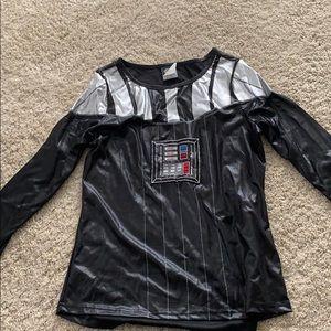 Star Wars Darth Vader Long Sleeve Shirt Women's